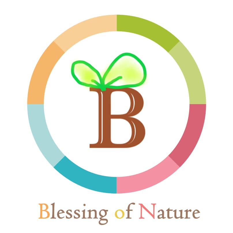 【公式】Blessing of Natureのロゴ